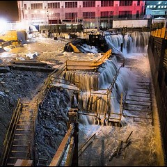 Reportedly #GroundZero flooding from #Sandy