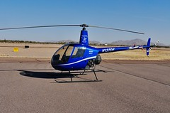 102712-085, N137DF 02 Robinson R22 Beta (skw9413) Tags: arizona aircraft helicopter 1442mmlens copperstateflyin