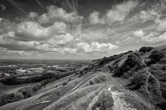 From Ditchling Beacon (2) (terryjh) Tags: sky sussex southdowns ditchlingbeacon