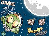 殭屍頭上月球(Zombie Head Moon)