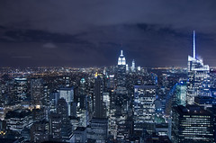 The Empire State (Jani Foeldes) Tags: new york city usa building photography nikon long exposure state d manhattan creative empire nikkor 18105 jmk 7000