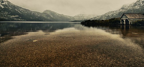 Cradle Mountain in Winter 2012