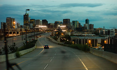 08-28-2012 (whlteXbread) Tags: summer bus skyline colorado dusk denver coorsfield 50mmf14 parkavenue dailies m9 rtd