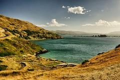 70s Summer (_setev) Tags: summer harbour stephen otago kodachrome murphy setev downunderphotos stephenmurphy snapseed