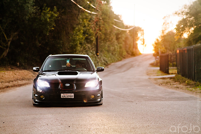 Andy K's '07 WRX