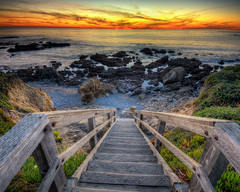 Staircase II (Joe Josephs: 3,166,284 views - thank you) Tags: ocean california sunset landscapes sunsets pacificocean californiacentralcoast californiabeaches cambriacalifornia landscapephotography coth5 nikon1635f40 joejosephs joejosephsphotography nikond800e copyrightjoejosephs copyrightjoejosephsphotography copyrightjoejosephs2013