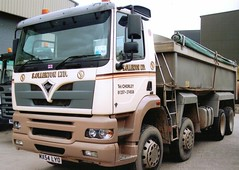 so10 (langson2) Tags: man tipper s lancashire trucks ltd scania ollerton haulage companys