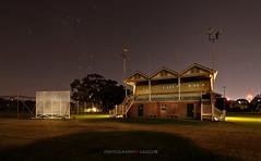 Right Arm Over, Grandstand End (Laszlo Bilki) Tags: longexposure night nikon adelaide southaustralia laszlob