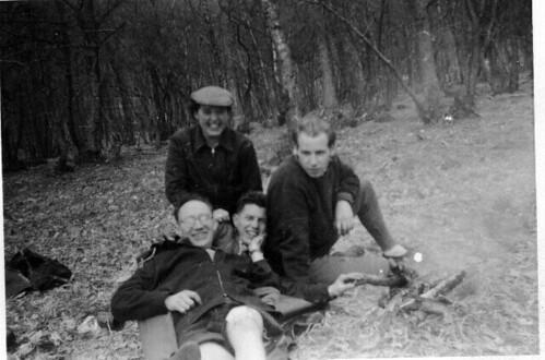 Jimmy Halfpenny 1950s bottom left