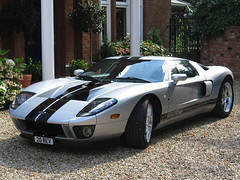 ford gt (Rev426) Tags: usa france classic ford silver cobra racing special mans le shelby gt rare altfordgt