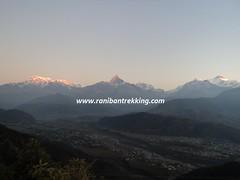 Sarangkot (ranibantrek) Tags: pokhara annapurna sarangkot