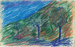 """Landscape of tree s on a boiling hot day. Also for oil painting. chalice boats and butterflies,woman with dress. • <a style=""""font-size:0.8em;"""" href=""""http://www.flickr.com/photos/91814165@N02/8424407864/"""" target=""""_blank"""">View on Flickr</a>"""