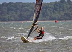 Aug0314a (Mike Millard) Tags: hamworthypark pooleharbour windsurfers