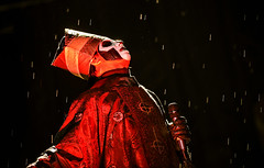 Ghost (Papa Emeritus) (oscarinn) Tags: ghost papaemeritus metal rock mexico mexicocity festival heavenandhell df rain