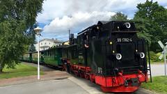 Rasender Roland (hellrac3r) Tags: rgen ostsee germany balticsea eisenbahn lokomotive dampfmaschine fahrzeug zug outdoor