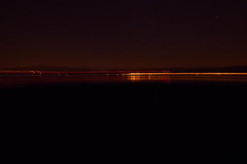 Panorámica Nocturna Embalse Alto Rabagão 2