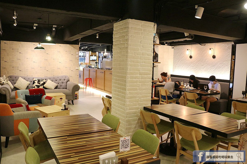 A place cafe捷运中山国中站友善宠物餐厅012