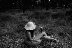 (Noelia Moon) Tags: summer verano campo vivir placer experiencia sombrero crear