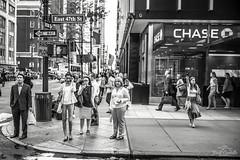 NYC scene. (Jordi Corbilla Photography) Tags: jordicorbilla jordicorbillaphotography nikon d750 streetphotography travelphotography bw blackandwhite