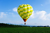 A vast expanse of sky (onigiri-kun) Tags: canonpowershots90 hokkaido 北海道 kamisihoro 上士幌町 気球 balloon sky