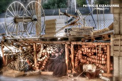 Rincones marineros en Sant Feliu Guixols (pateizaguirre12) Tags: naturallight patriciaeizaguirre pateizaguirre marinero guixols santfeliuguixols costabrava