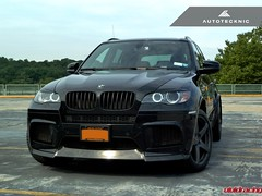 AutoTechnic Product Release Prestige Carbon Grilles for the E70 X5 and E71 X6 (vividracing) Tags: aftermarket bmw carbon carbonfiber kidney modification sales wholesale