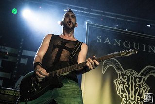 Sanguine @ Concorde 2 // 12.8.16 by Robert Tilbury