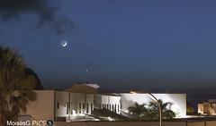 _DSC0226 (MoissGPics) Tags: nocturnas luna longexposure largaexposicin landscape luz noche tripode tenerife paisaje