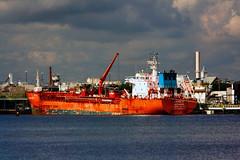 Chemical Aquarius (Tim Pohlhaus) Tags: baltimore city harbor patapsco river maryland chemical aquarius locust point