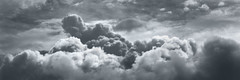 Storm Clouds over Sheboygan (ScottNorrisPhoto) Tags: weather clouds stormclouds rain nature landscape outdoors wide panorama billow billowing blackandwhite monochrome sky storm thunderstorm 365project photoaday photooftheday explore photography scottnorrisphotography sheboygan wisconsin usa