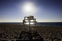 East Beach 2016 - Sun Worshiper (uselessbay) Tags: 2016 beach charlestown eastbeach landscape places rhodeisland uselessbayphotography digital lifeguardstation nightphotography uselessbay