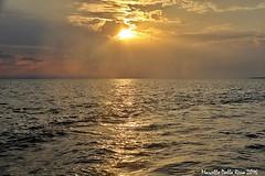 Sea and sky (MarcelloDR) Tags: sea sky taranto puglia margrande italia italy mare cielo tramonto sunset
