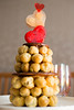 My Mini Love-embouche! (AW Inspired Cakes) Tags: cake loveembouche croquembouche heart love