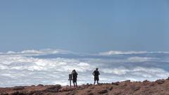 Above the Clouds (AdjaFong) Tags: haleakala hawaii
