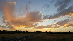 September 6, 2016 - A colorful sunset in Broomfield. (David Canfield)