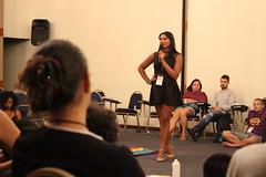 Ayune Bezerra participa como facilitadora do 3º Curso de Jovens Lideranças