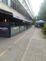 Hoću proći (Zelena akcija/FoE Croatia) Tags: zelenaakcija hoću proći biciklisti pješaci javni prostor terase