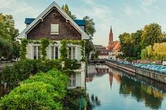 Petite France, Strasbourg (georgeant) Tags: france alsace strasbourg colmar eguisheim blackforest bergheim obernai