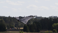 Draken, Sweden (fredrikanmark) Tags: draken sweden aircraft vehicle air sky flygdagarna flyg camoflage camouflage camo flight attack plane spy airplane linkping