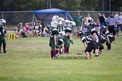 IMG_7857eFB (Kiwibrit - *Michelle*) Tags: cmfl football jamboree maranacook school pee wee kids monmouth winthrop lisbon game play 082716