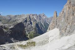 Verso la Strada degli Alpini