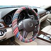 """Automotive Steering Wheel Cover - TKOOFN Ethnic Style Baja Blanket Exotic Look Flax Cloth Wrap Cover Fit for Car Steering Wheel with 38cm/15"""" Diameter, Anti Slip & Sweat Absorption (wupplescars) Tags: 38cm15 absorption anti automotive baja blanket cloth cover diameter ethnic exotic flax look slip steering style sweat tkoofn wheel wrap"""