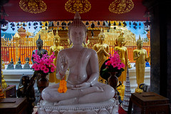 WAT PHRA THAT DOI SUTEHP -  CHIANG MAI - THAILAND (indianlines) Tags: doi suthep thailand chiang mai budha nikon d7200