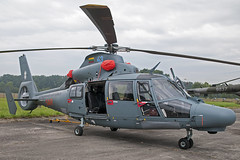 Lithuanian Air Force SAR AS365N3+ 43 (Vortex Photography - Duncan Monk) Tags: arospatiale sa 365 airbus helicopters heli helo lithuanian air force airforce sar search rescue as365n3 dny nato days ostrava airport september 2016 43 rotors rotor undercarriage aircrew airshow show static