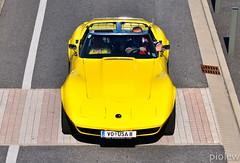 Chevrolet Corvette C3 Stingray (piolew) Tags: chevrolet yellow austria see österreich am stingray 14 corvette internationale 2012 c3 internationales velden wörther worthersee sportwagenfestival sportwagenwoche