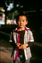 My boy after school () Tags: china leica autumn boy portrait people sunlight film face sunshine lens wuxi child kodak bokeh documentary positive summilux leicam7 reportage streetshot m7 kodakfilm 3514 9000ed 5285 100d leicasummilux35mmf14asph nikoncoolscan9000ed flickaward m3514a 100d5285 gettychinaq4