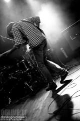 THE SASQUATCH - Circolo degli Artisti (Danilo Garcia Di Meo) Tags: bw white black rock radio canon e 5d bianco nero degli circolo sasquatch markii artisti the