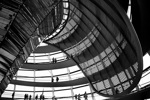 The Reichstag, Berlin; Norman Foster