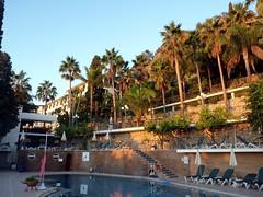 Taormina - The Ariston Hotel and its beautiful tropical park (Luigi Strano) Tags: italy europa europe italia sicily hotels taormina sicilia messina alberghi sicile sizilien италия европа сицилия таормина hotelaristontaormina