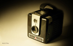 1950' Kodak Brownie Flash (M.G.C Pictures) Tags:
